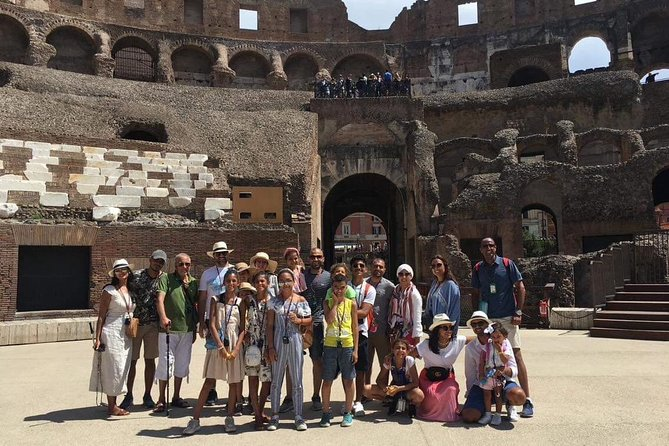 VIP guided Tour colosseum, ancient Rome photo 4