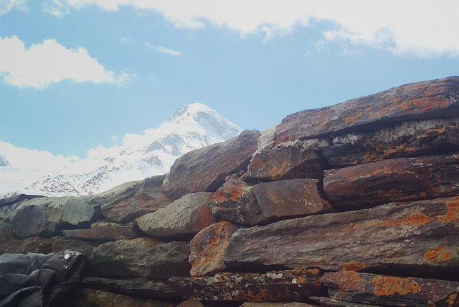 Snow Experience in Gudauri, Continius in the winter wonderland - Mount Kazbegi