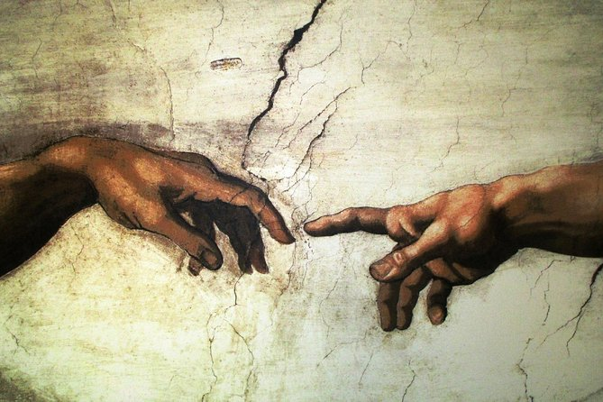 Skip the line & guided experience to the Vatican Museums with Sistine Chapel
