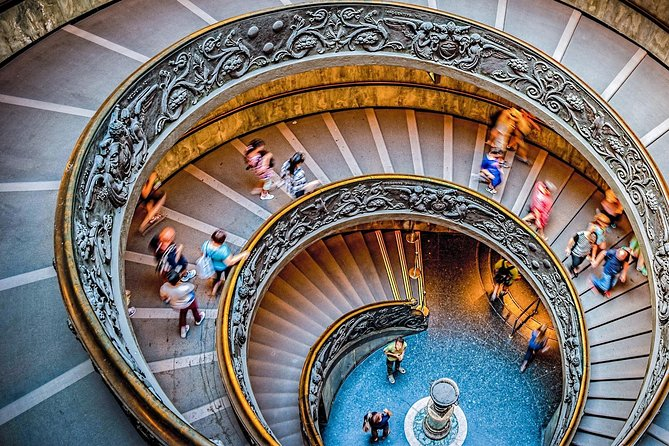 Vatican Museums with Sistine Chapel guided experience