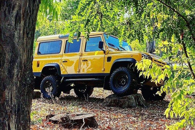 Arrábida Palmela Azeitão (Wine and Tapas) 4X4 Land Rover Panoramic Private Tour