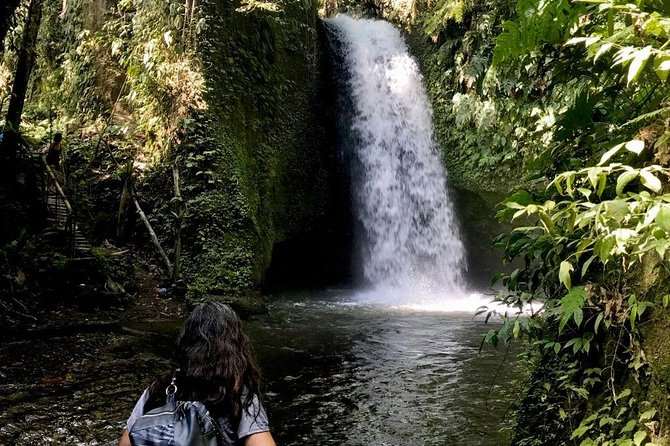 Bali Secret Cycling Tour Above Ubud, Jungle-Swing, Waterfall and Temple photo 8