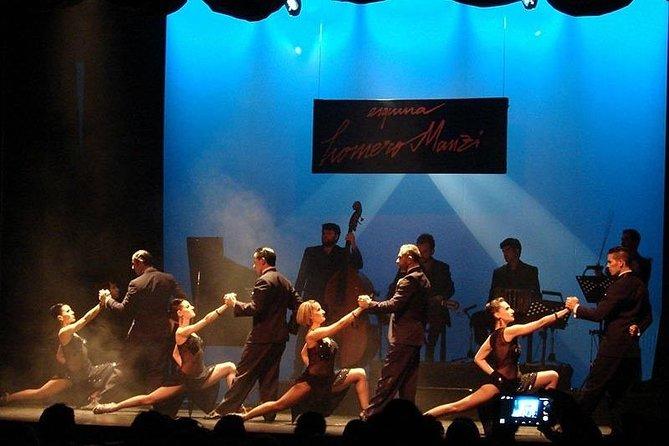 Skip the Line: Homero Manzi Corner Tango Show Admission Ticket
