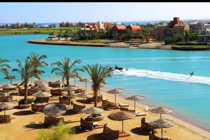 El Gouna VIP City Tour , Semi-Submarine & Snorkeling Sea Trip - Gouna- Hurghada