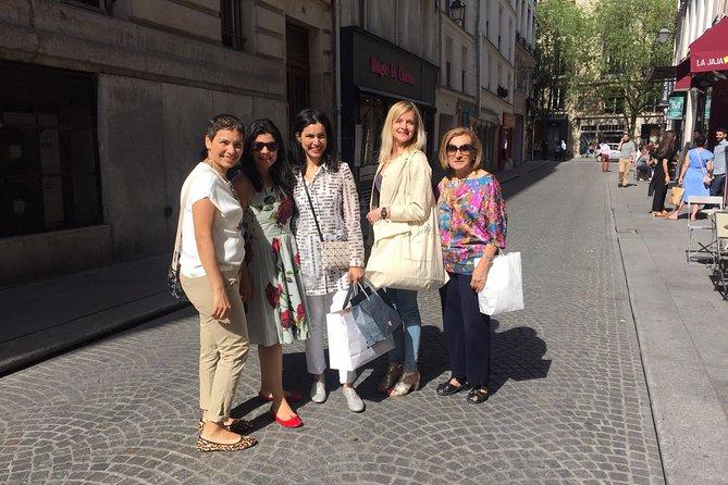 Paris Le Marais Shopping Tour