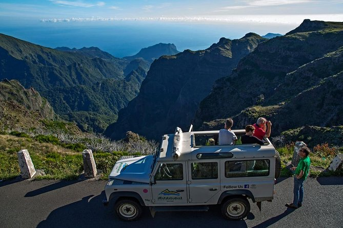 Private Tour: Mini Combo Expedition (Jeep tour & Levada Walk) - Thursday