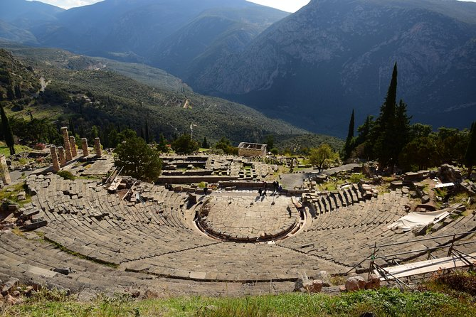 Day drip to Delphi photo 3