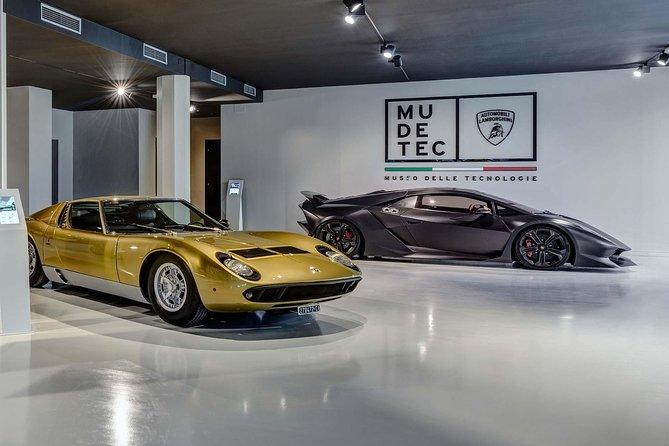Ferrari, Pagani & Lamborghini Tour fra Firenze