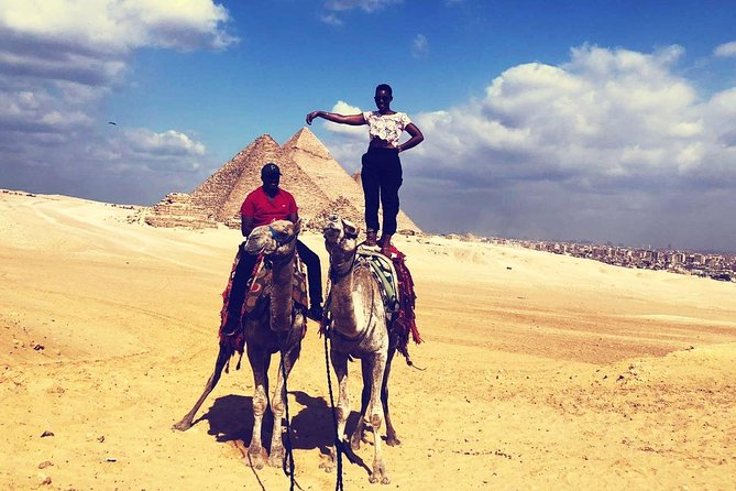 Day to The Pyramids - Camel Ride / Dinner at The Pyramids photo 1
