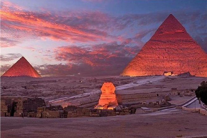 from Sharm El Sheikh to Cairo by plane and return