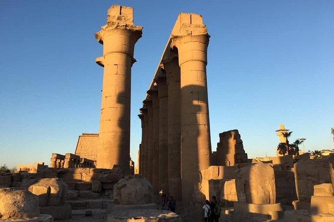 Private Full day tour from Cairo to Luxor by plane