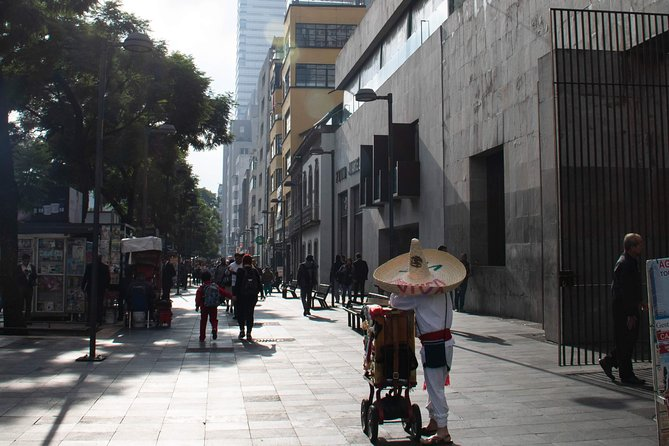 Mexico City and its Diversity