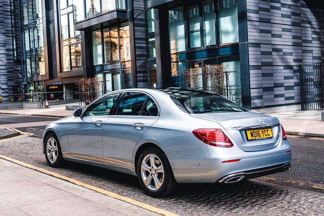 Stirling to Glasgow Private Premium Transfer With Chauffeur