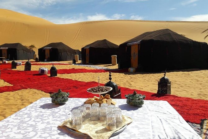 8 Days Tour Nomad Adventure Desert Camel Trekking From Marrakech Merzouga photo 4