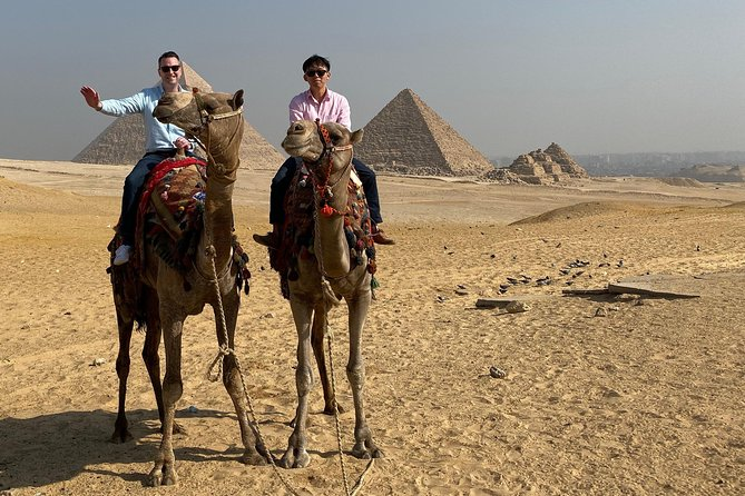 Private day Tour to Pyramids of Giza, Sphinx& Quad Bike