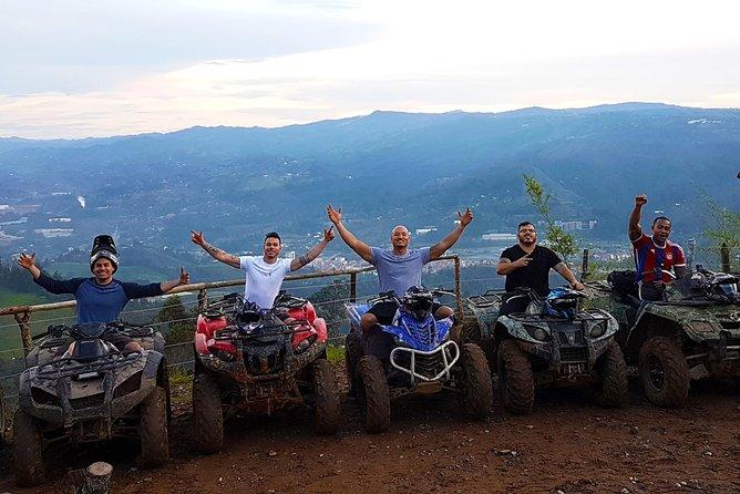 Stunning ATV 1hr from MEDELLIN