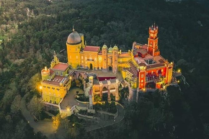 Discovering Sintra, for small groups, a wonderful full day to remember