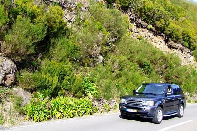 All Island Private Tour - 4WD (West & East of Madeira)