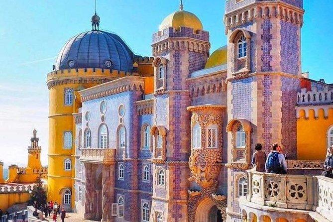 Inside Sintra - Top Spots, minitour / half day