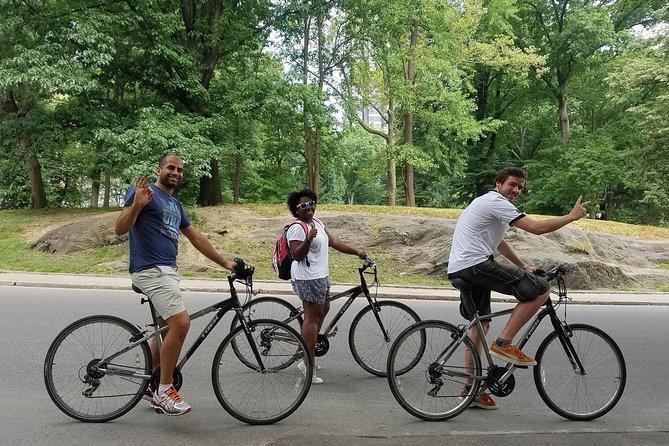 Betaalbare Central Park-fietsverhuur