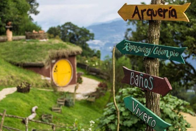 Altamira + Hobbitenango Nature Parks from Antigua Guatemala photo 5