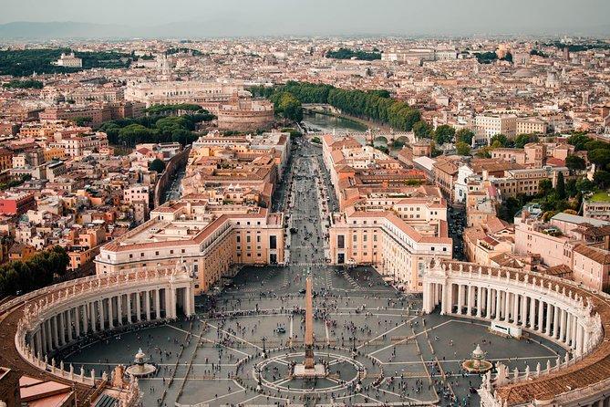 Private excursion to discover Rome from the Port of Civitavecchia