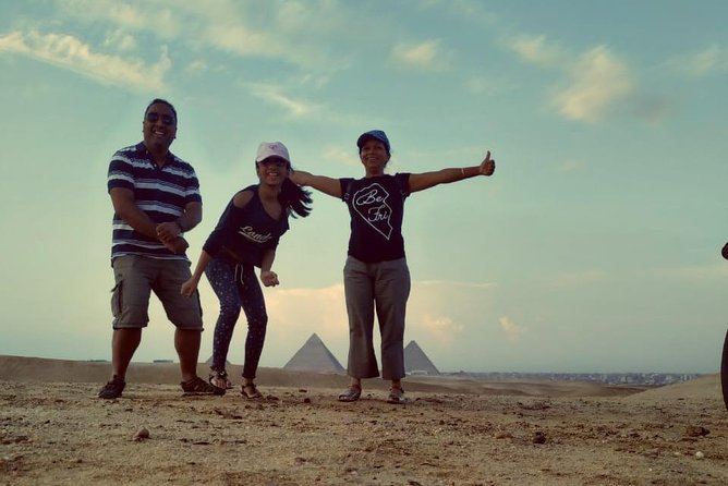 Day Tour at The Pyramids, Sakkara, Dahshur photo 9