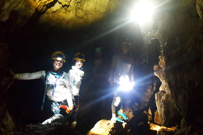 Chagres Cave and Embera Village