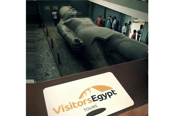 Private Tour for 2 Days, Visit Giza Pyramids, Memphis, Sakkara & Egyptian Museum