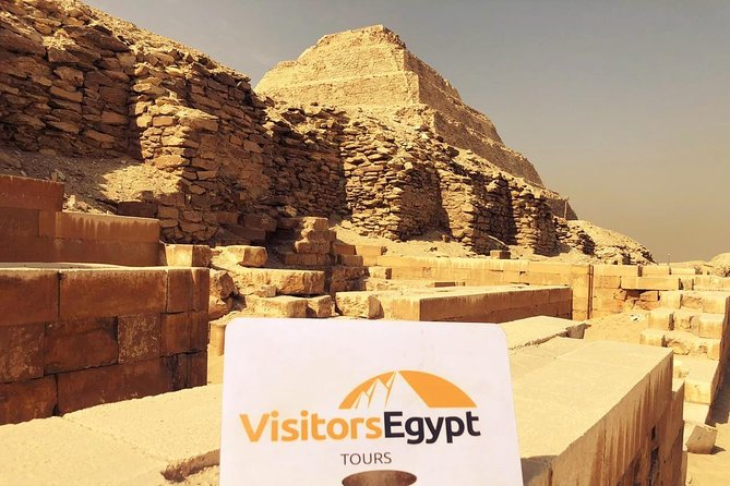 Private 3-Days Tour in The City of Cairo