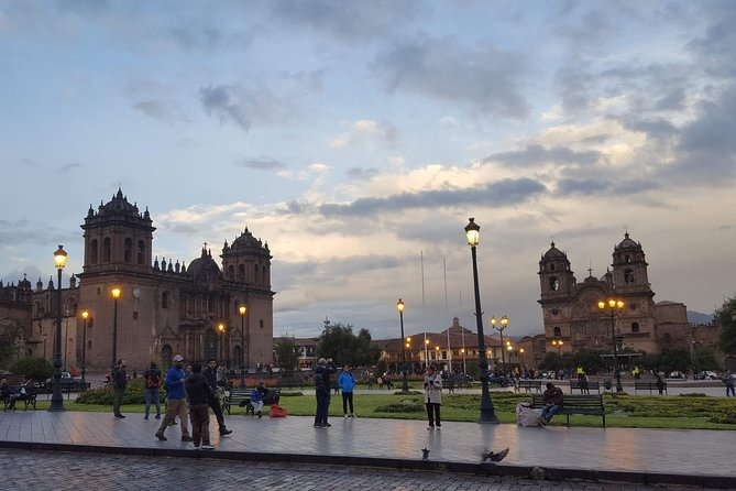 Walking tour in Cusco