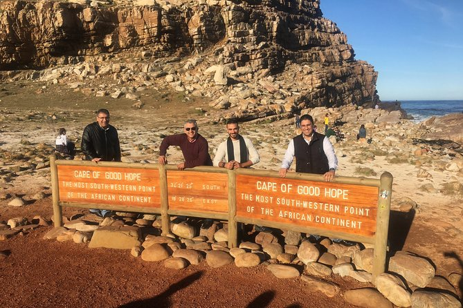 Private Tour: Cape of Good Hope & Penguin Colony