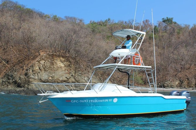 Half Day Sportfishing - 29ft Boat