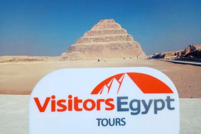 Day to The Giza Pyramids, Memphis & Sakkara