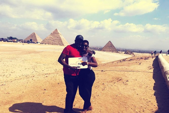 Private tour at the Pyramids of Giza