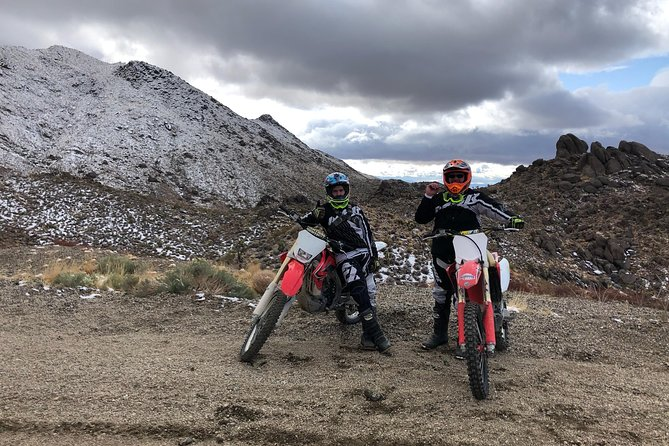 Hidden Valley and Primm Extreme Dirt Bike Tour photo 18