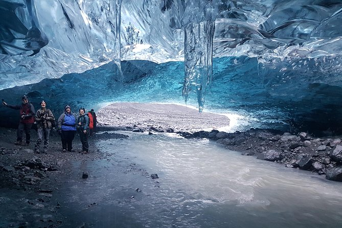 Blue Ice cave Adventure photo 1