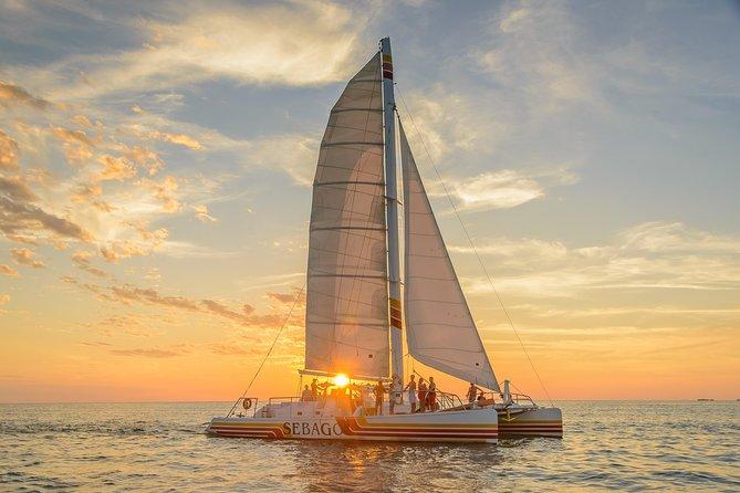 Key West Sunset Champagne Catamaran Cruise
