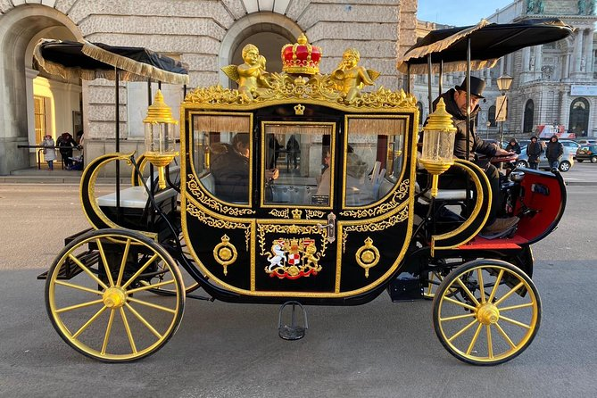 Imperial E-carriage ( Sapphire Tour )