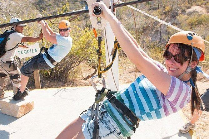 Outdoor Adventure includes Zip-line, Rappelling, Suspension Bridge & more