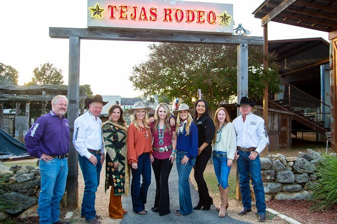 2020 Tejas Rodeo Company General Admission Ticket photo 17