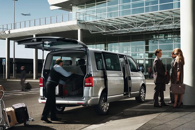 Safe Airport Transfer with Secure Private Chauffeur for up to 6 people