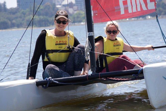 Hobie Wave Catamaran Hire Perth City