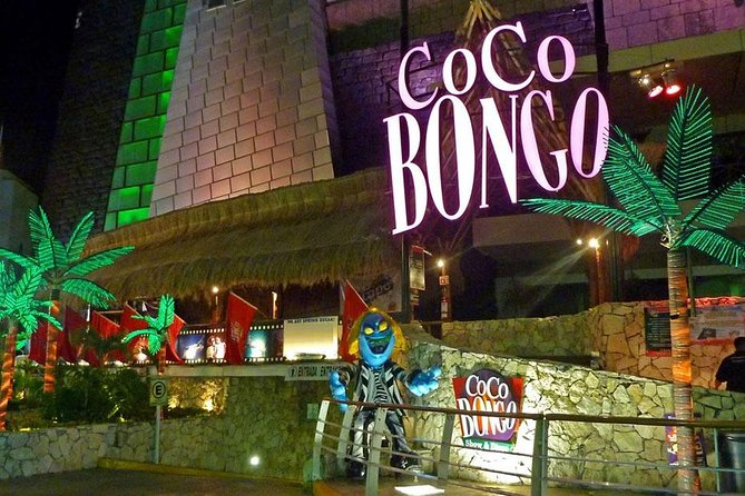Cocobongo Skip the Line TIcket in Cancun