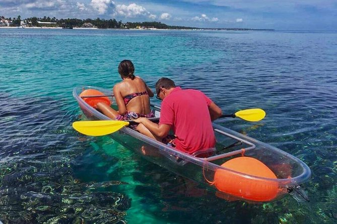 Transparent Kayaking Punta Cana and Sosua Bay photo 6