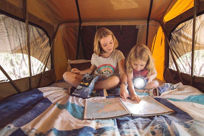 Alice Springs Adventure Rentals - 7 Day Rental - 4WD Camper rentals