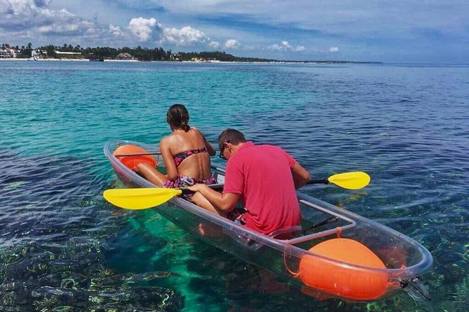 Transparent Kayaking Punta Cana and Sosua Bay photo 11