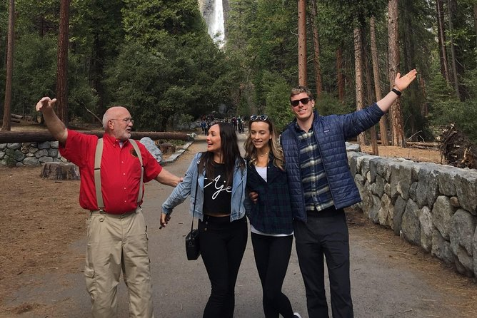 Full-Day Private Yosemite Scenic Sightseeing SUV Tour Including Hotel Pickup