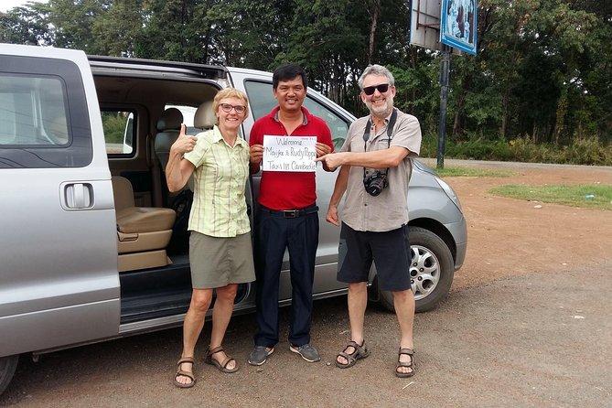 Private Phnom Penh Airport Transfer