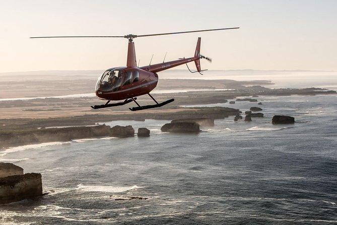 Voe de helicóptero expresso e conduza a Great Ocean Road - Gourmet Gourmet Tour